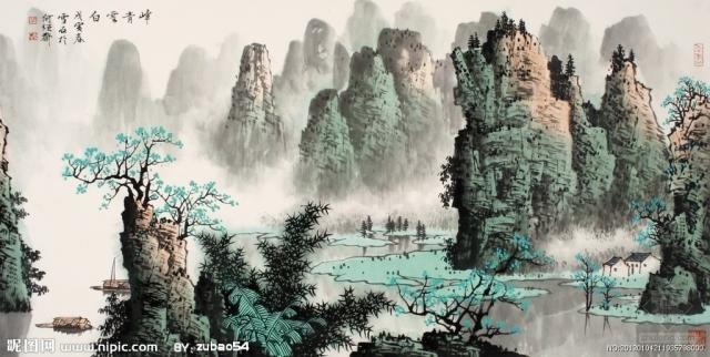【bpi学生竞赛——中国风】第4张图片
