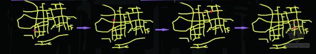 """【bpi学生竞赛】""""脐带""""-射灯感应光穿传递过程,不停在骑第4张图片"""